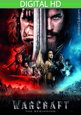 Warcraft HD - eVideoClub