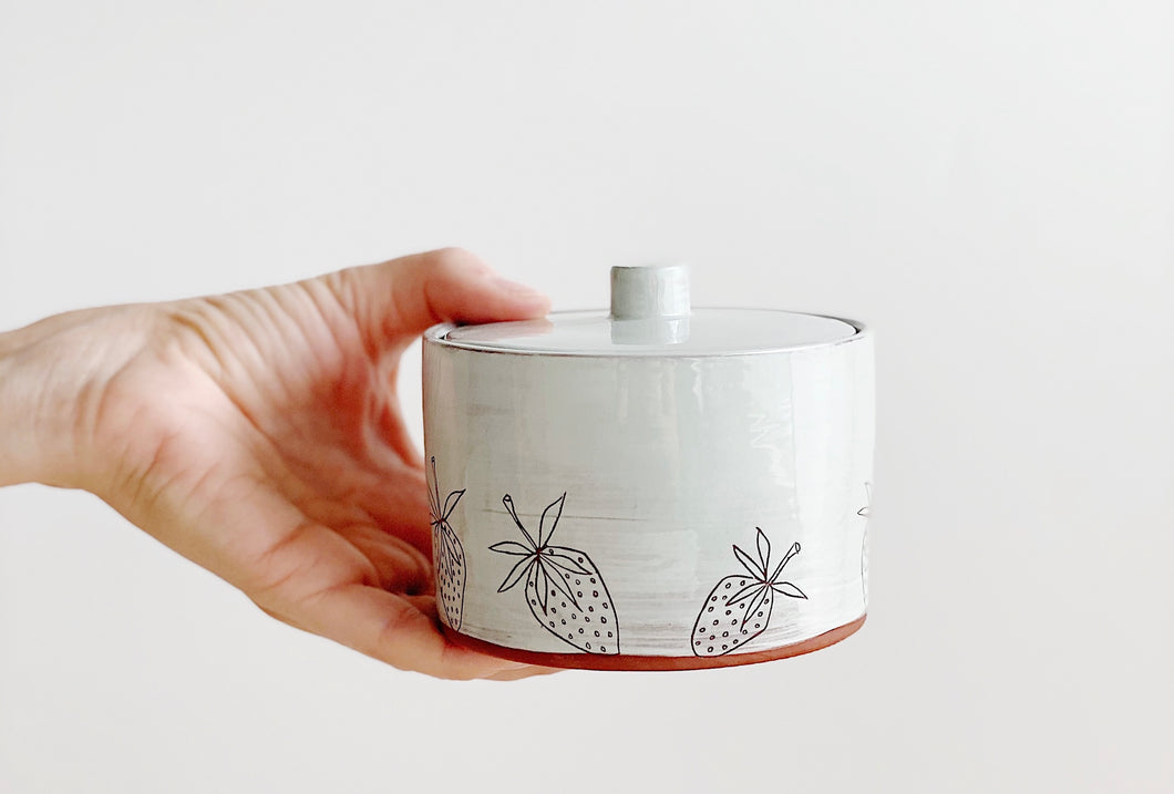 Earthenware Jar (made-to-order)