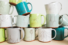 Load image into Gallery viewer, Earthenware Mug (made-to-order)