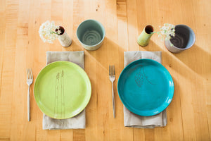 Earthenware Salad Plate (made-to-order)