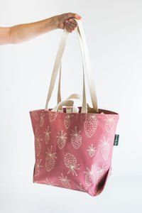 Berry Tote - In Sienna