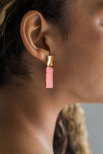 Load image into Gallery viewer, Midi Link Earrings