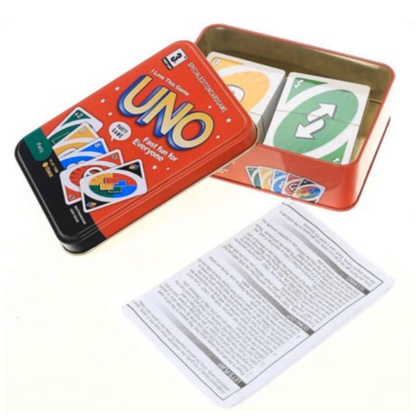 Uno - Tin Box - Shopna Online Store