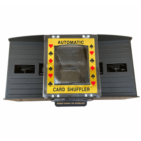 Auto Cards Shuffler 2 Decks.