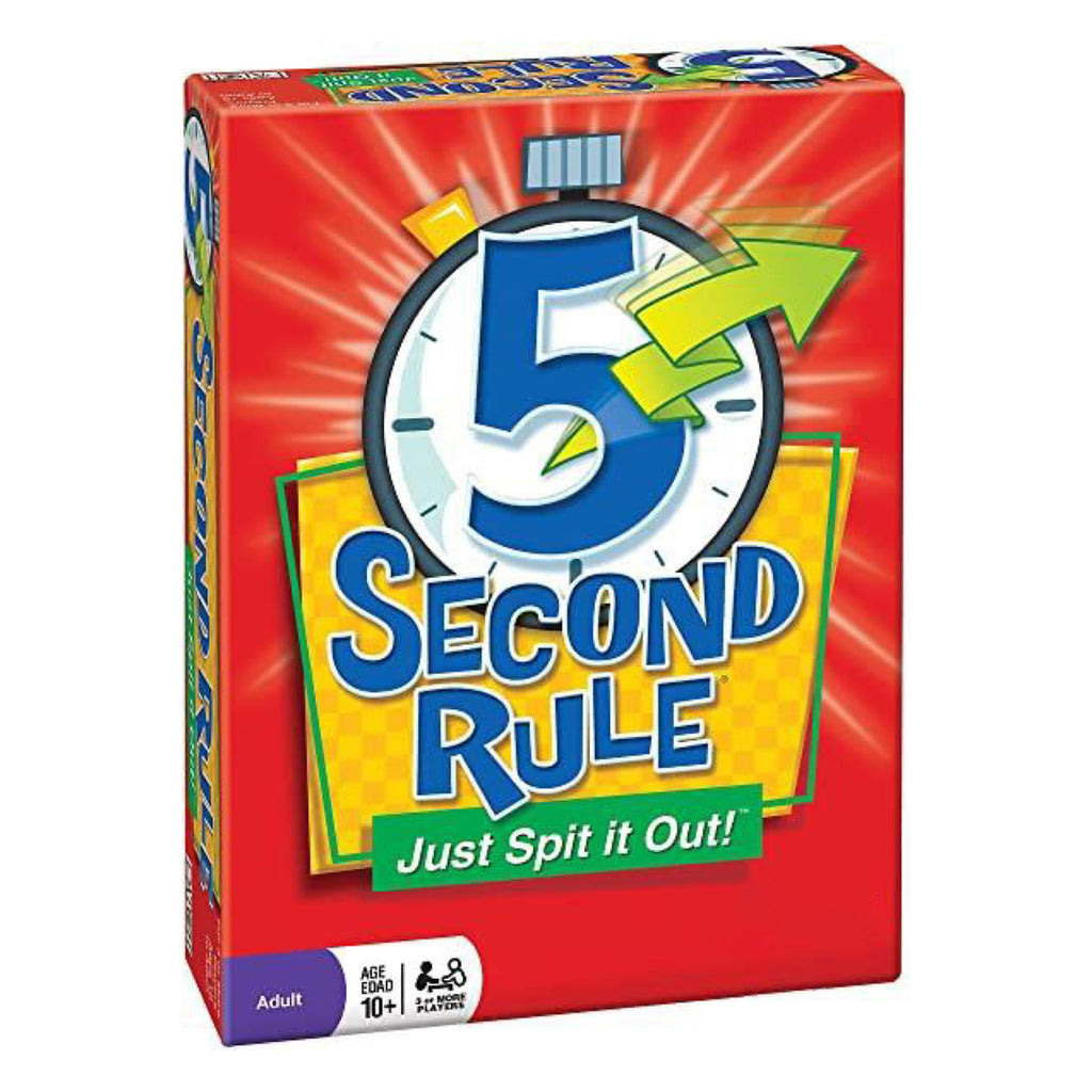 5 Second Rule - Shopna Online Store