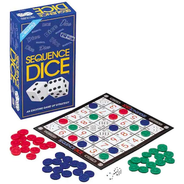 Sequence Dice - Shopna Online Store