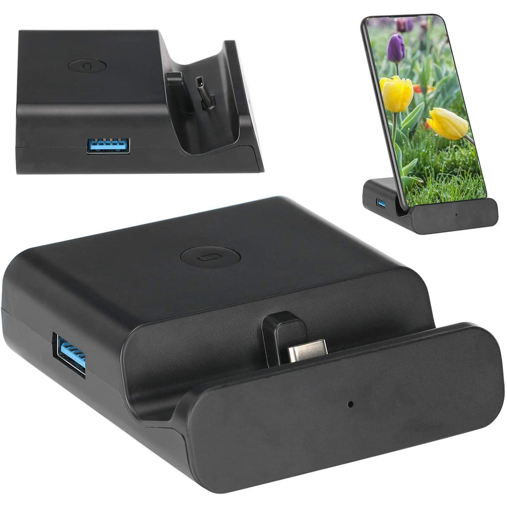 Portable Switch Charging TV Dock (Type-C).