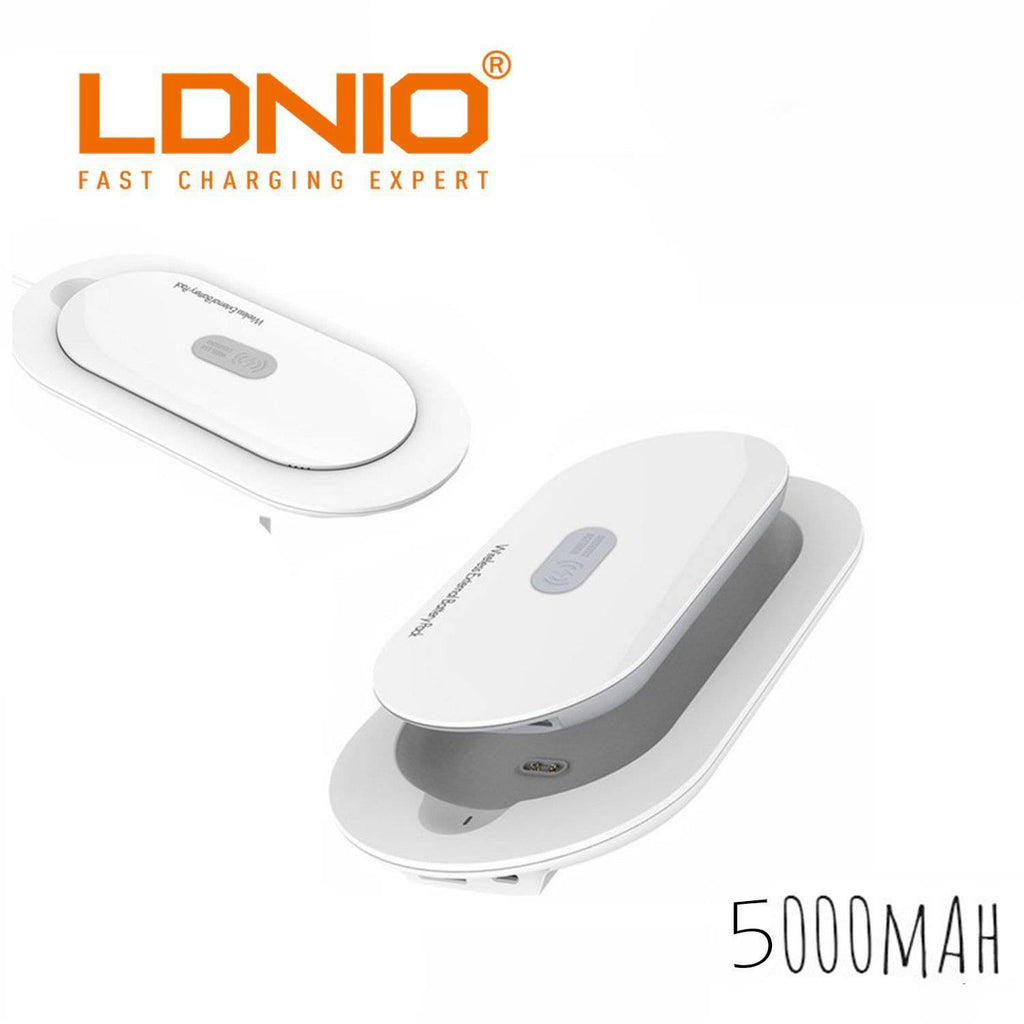 LDNIO Wireless Portable Charger 5000mAh - Shopna Online Store
