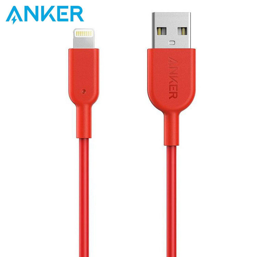 ANKER PowerLine II Lightning Cable  (1.8m) - Shopna Online Store