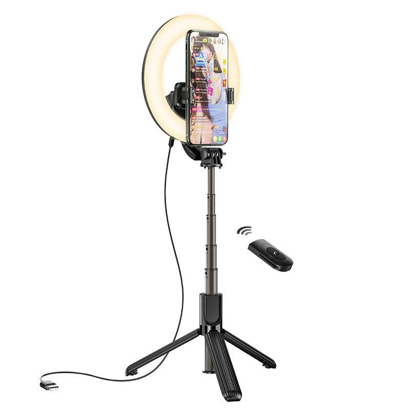 "hoco. Tabletop holder ""LV03 Showfull"" for live broadcast - Shopna Online Store"