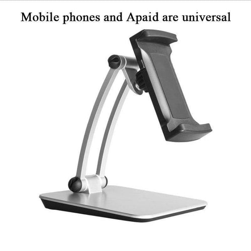 Aluminum 360 Rotating Universal Stand for iPad pro - Shopna Online Store
