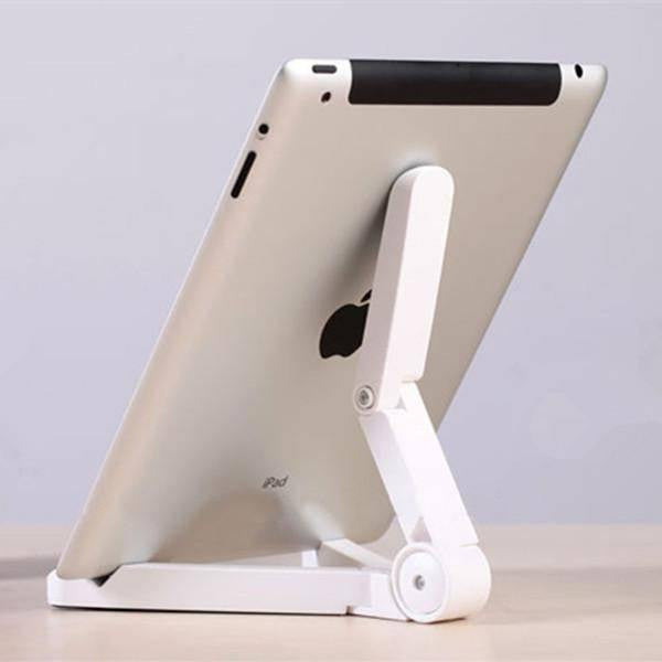 Portable Fold-Up Stand For All Smart Phones & Tablets - Shopna Online Store
