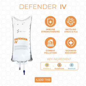 Defender IV Infusion