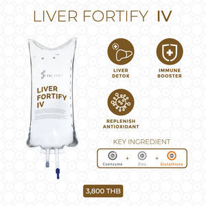 Liver Fortify IV Infusion