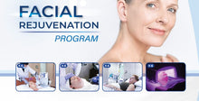 Load image into Gallery viewer, Facial Rejuvenation Program - 4 Sessions (20% off)