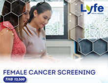 Load image into Gallery viewer, Female Cancer Screening