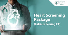 Load image into Gallery viewer, Heart Screening Package (Calcium Snoring CT)