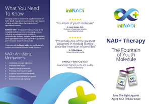 NAD+ IV Infusion Therapy