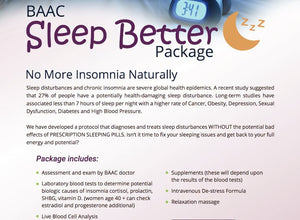 Sleep Better Package