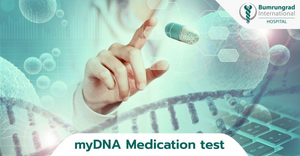PGx Panel - myDNA Medication Test