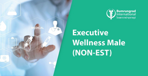 Male Executive Wellness Program