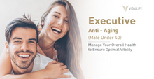 Load image into Gallery viewer, Male Executive Anti-Aging Program (Under 40)
