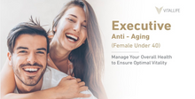 Load image into Gallery viewer, Female Executive Anti-Aging Program (Under 40)