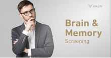 Load image into Gallery viewer, Brain & Memory Screening Package