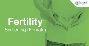 Female Fertility Screening Package