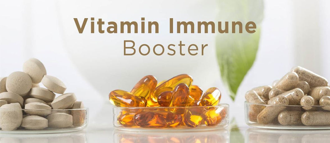 Vitamin Immune Booster