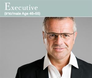 Male Executive Wellness Checkup (40-50 years old)