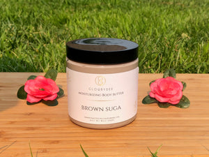 Brown Suga Body Butter - Glowbydee