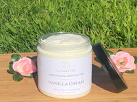 Vanilla Cream Body Butter - Glowbydee