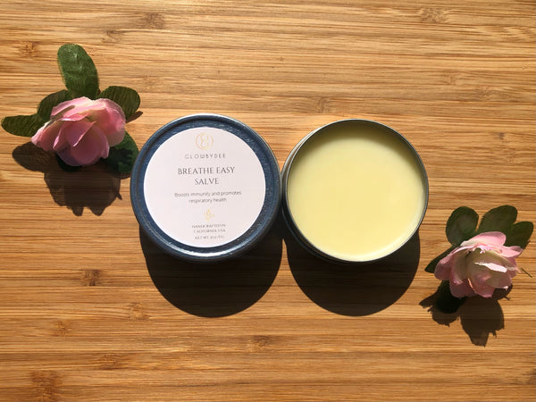 Breathe Easy Salve - Glowbydee