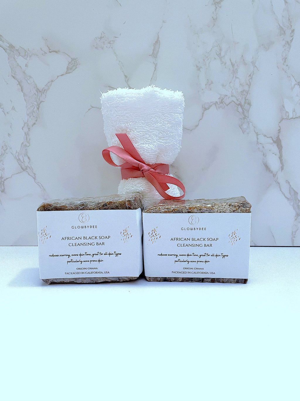 African Black Soap Cleansing Bar