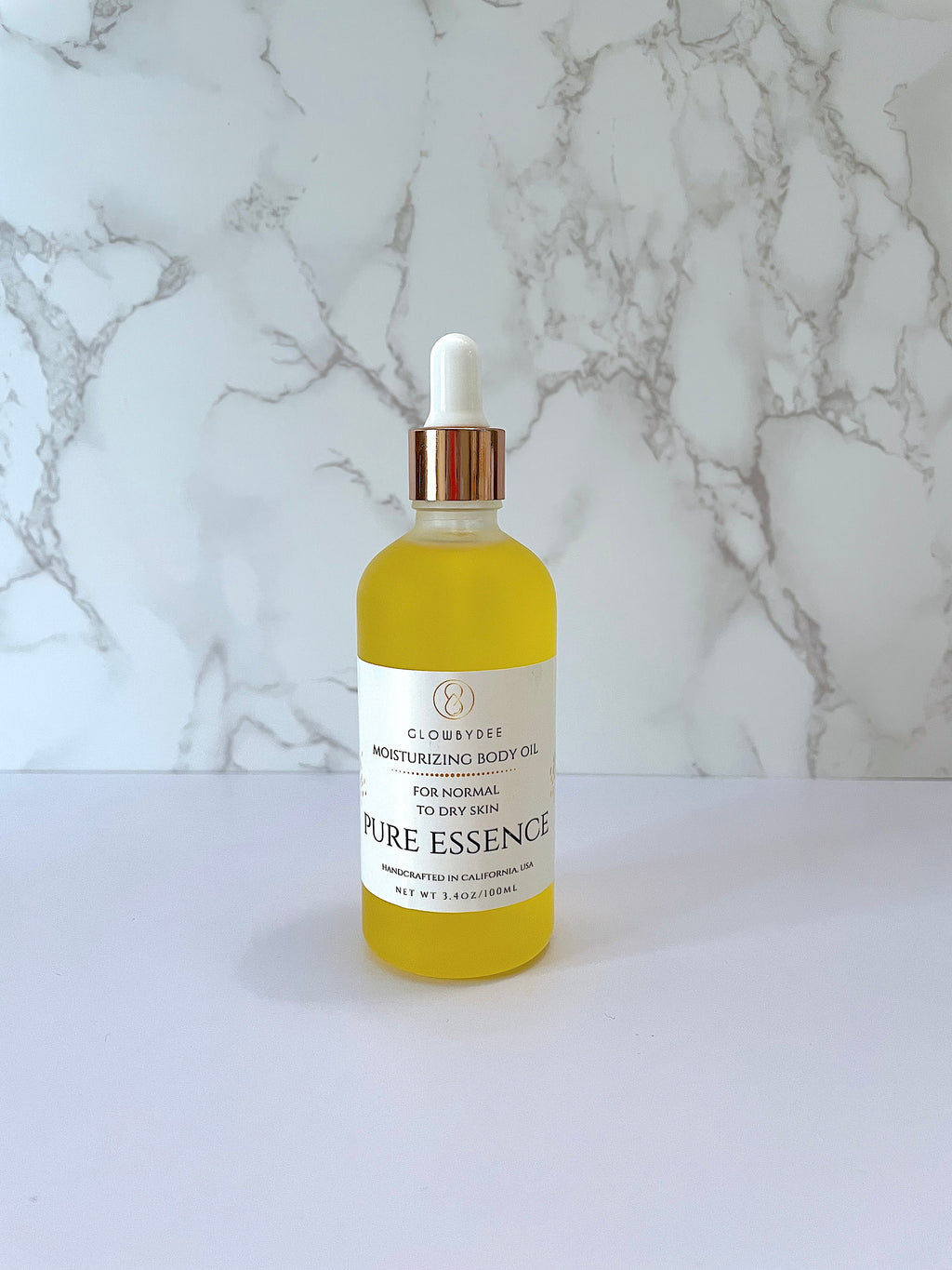 Pure Essence Moisturizing Body Oil