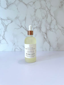 Pure Joy Moisturizing Body Oil