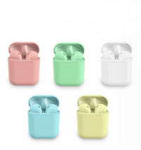 Candy Colors Wireless Earbuds
