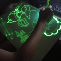 Night Light Drawing Board