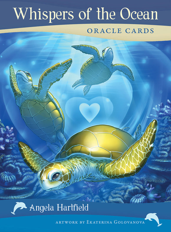 Whisper of the Ocean oracle cards