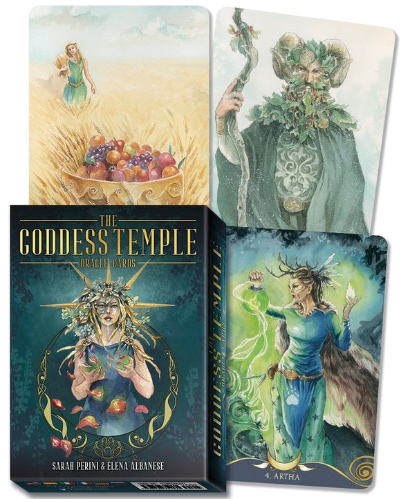 The Goddess Temple Oracle