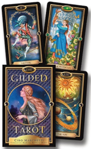 The Guilded Tarot