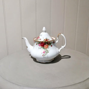 Royal Albert Bone China Teapot