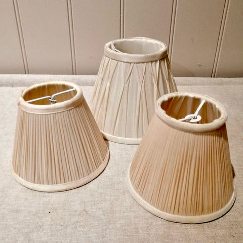 Pre-owned Silk Lampshades