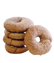 Load image into Gallery viewer, Spelled and Anise flour donuts