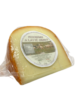 Pecorino Semi-matured raw milk