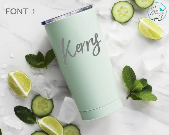 Personalised Insulated Travel Cup, 592ml/20oz Insulated Mug