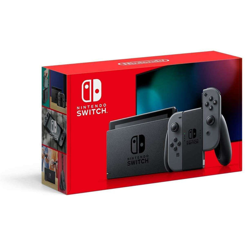 Nintendo Switch Gris 32GB Version 1.1 - Standard Edition