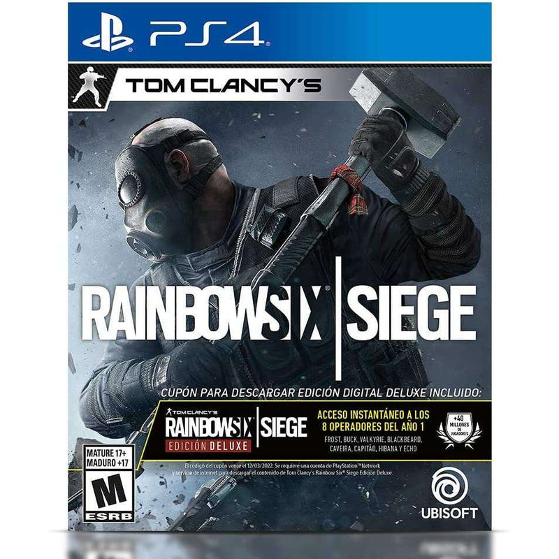 PlayStation 4 Slim 1TB con 3 Juegos Days Gone, Detroit: Become Human, Tom Clancy's Rainbow Six: Siege - Bundle Edition
