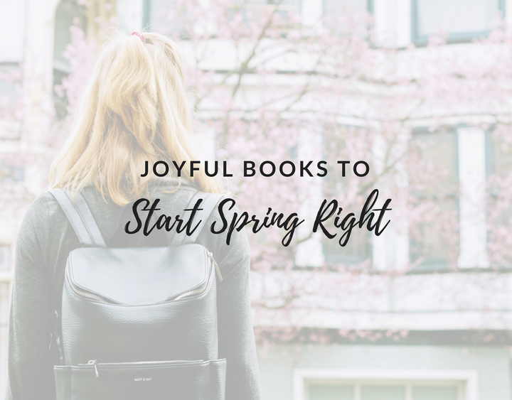 joyful books, cheerful books, inspirational and uplifting books